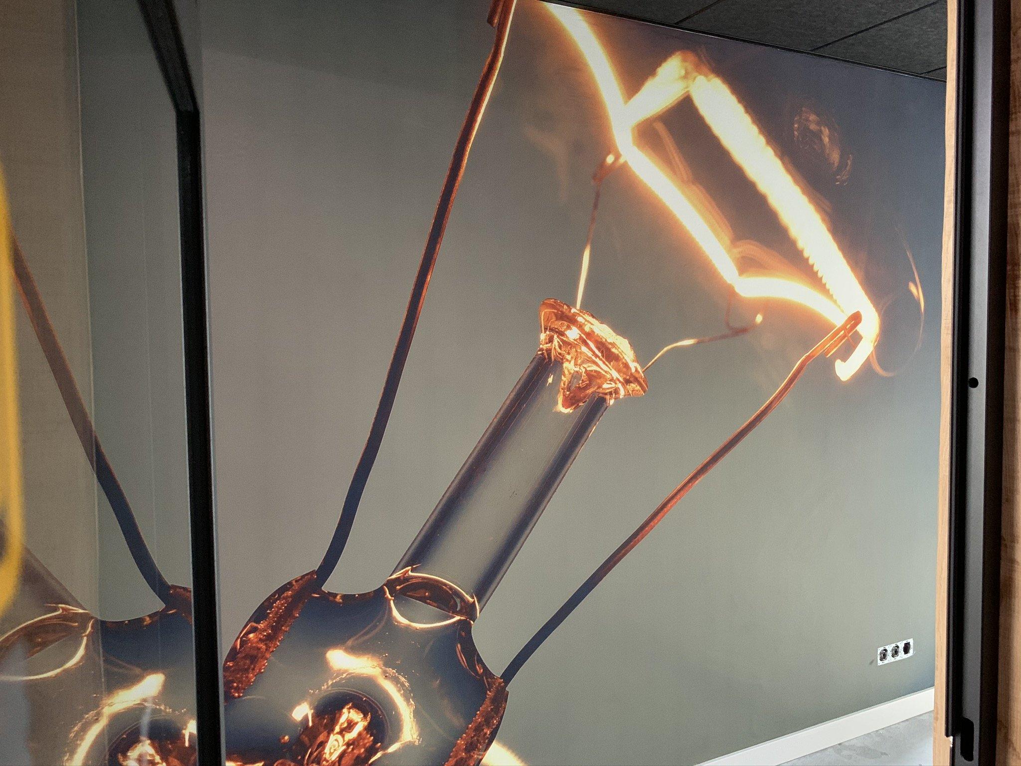 12 Nieles Electro Airtex wand