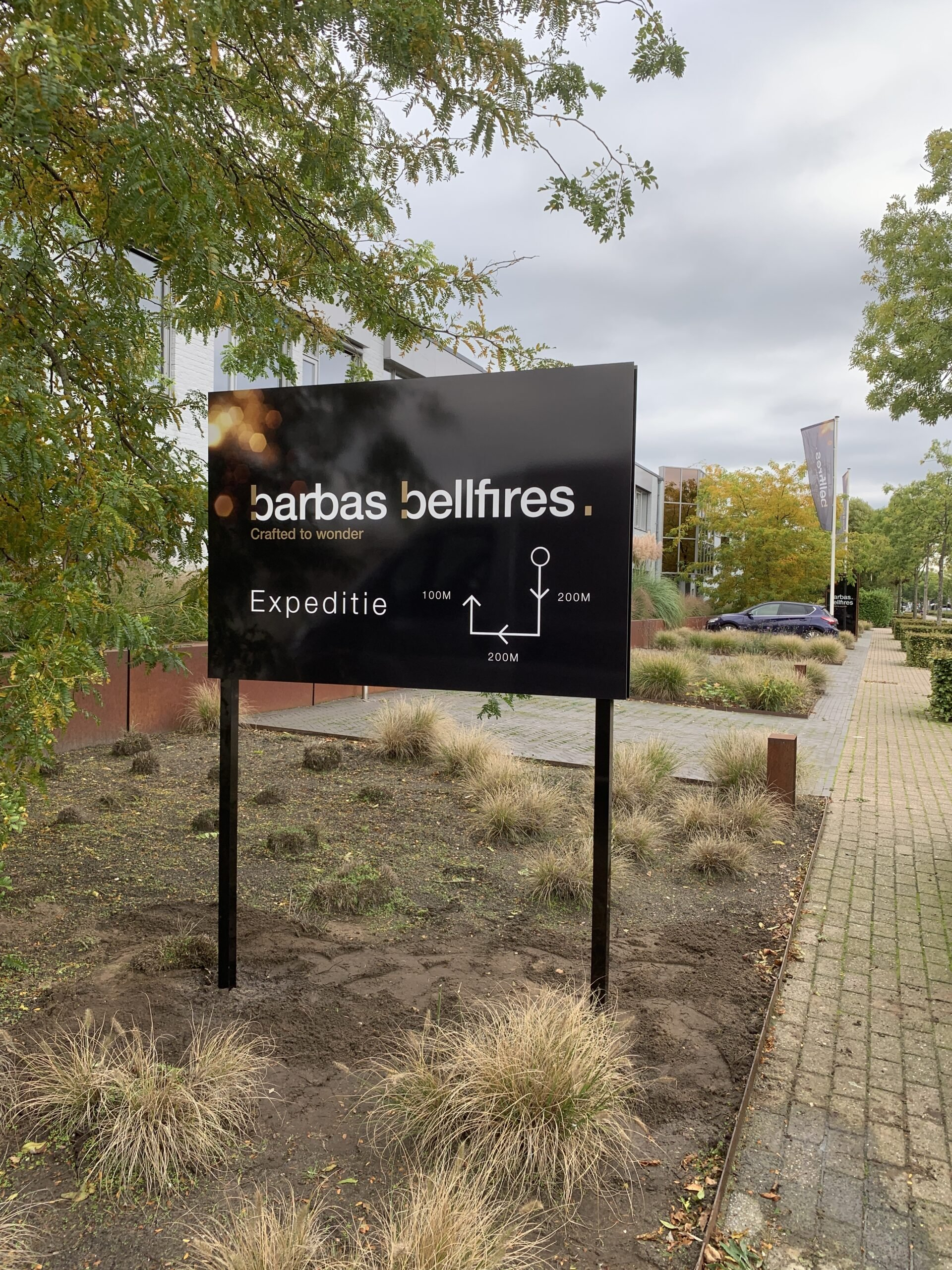 30 Barbas Bellfires Routing