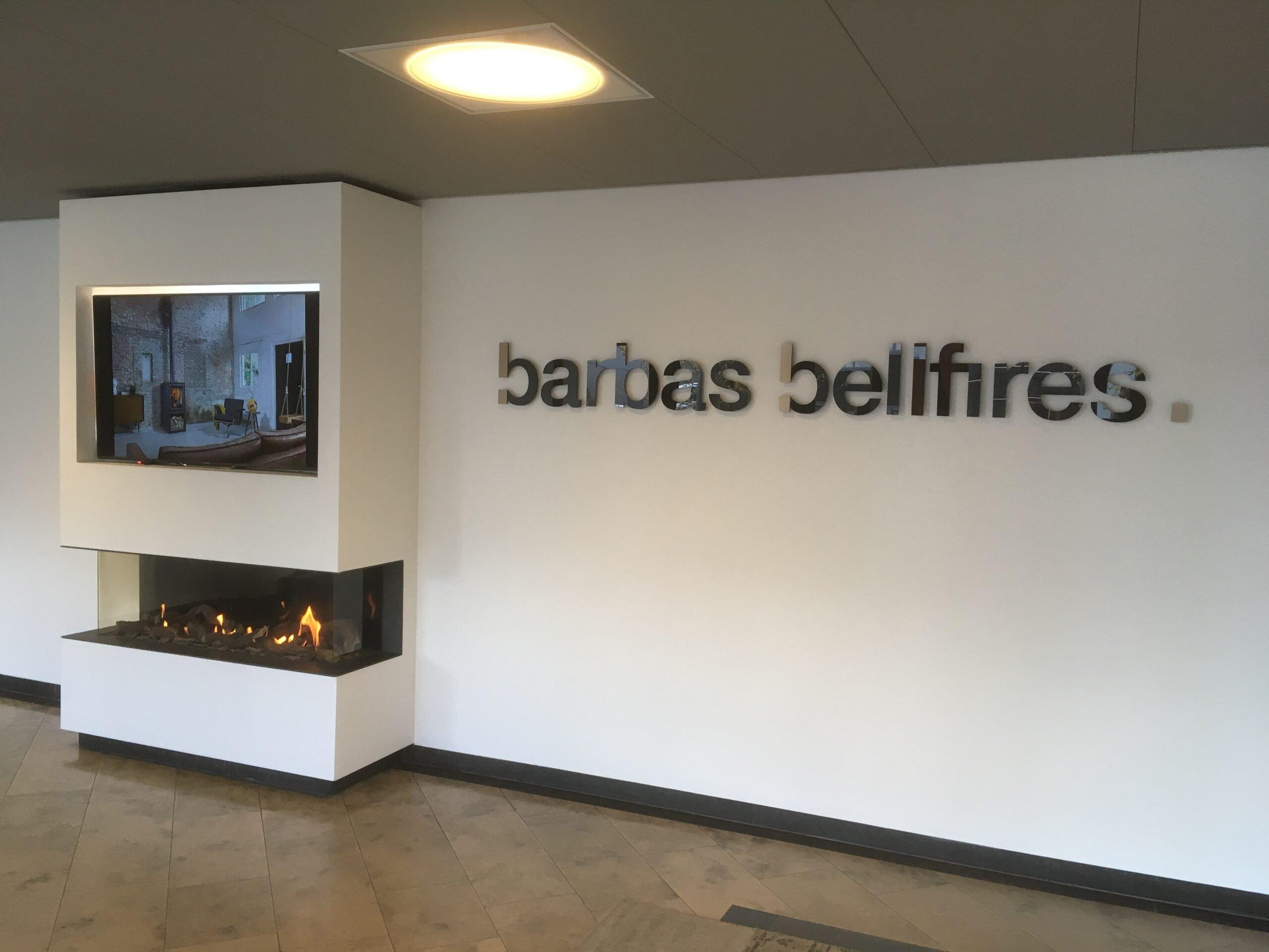 30 Barbas Bellfires freesletters decoratie